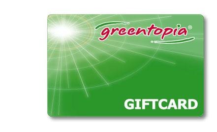 greentopia Gift Voucher Image