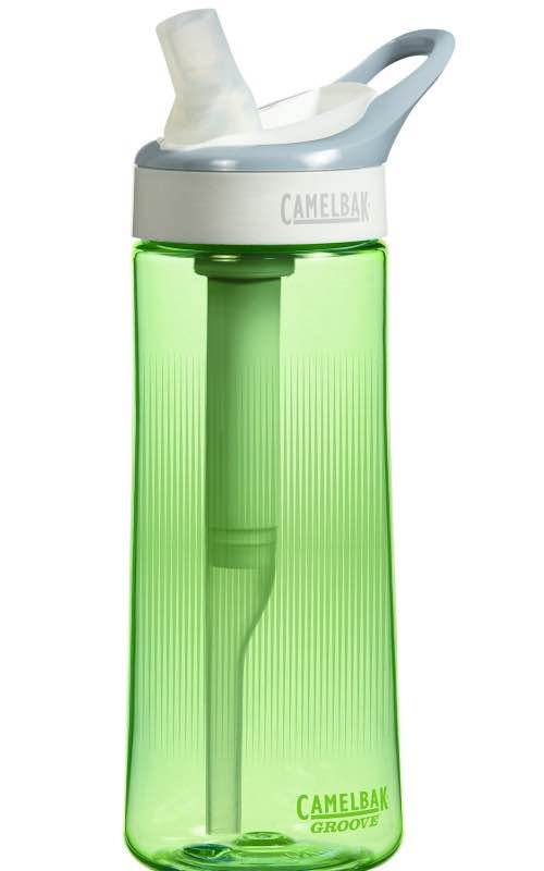 Groove Bottle With Filter 600ML - Lime : Camelbak