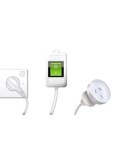 Ecoswitch brings your power switch to you