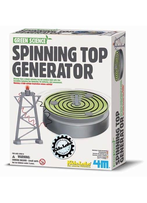 Product Image : Spinning Top Generator by 4M Green Science