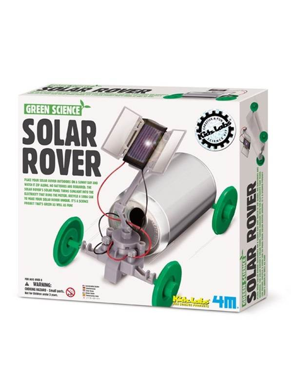 Solar Rover : 4M Green Science