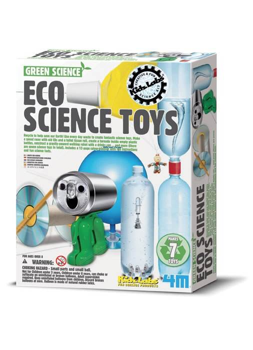 Eco Science Toys : 4M Green Science
