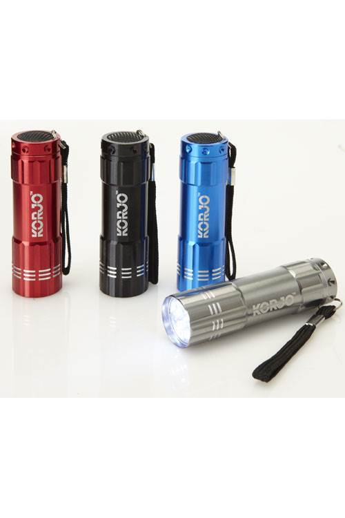 LED Pocket Torch: Korjo