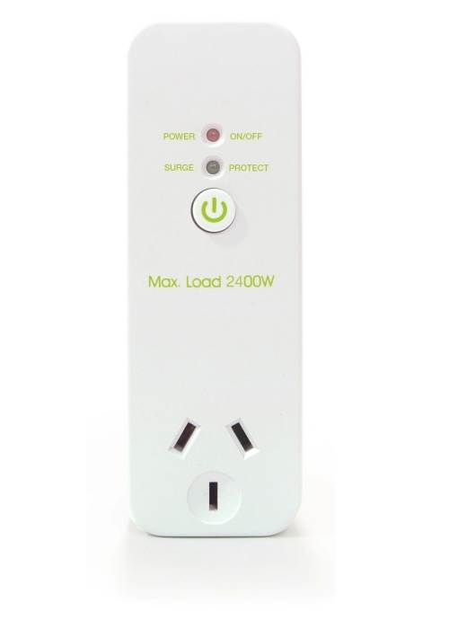 Remote Standby Eliminator : Extra Socket : Efergy