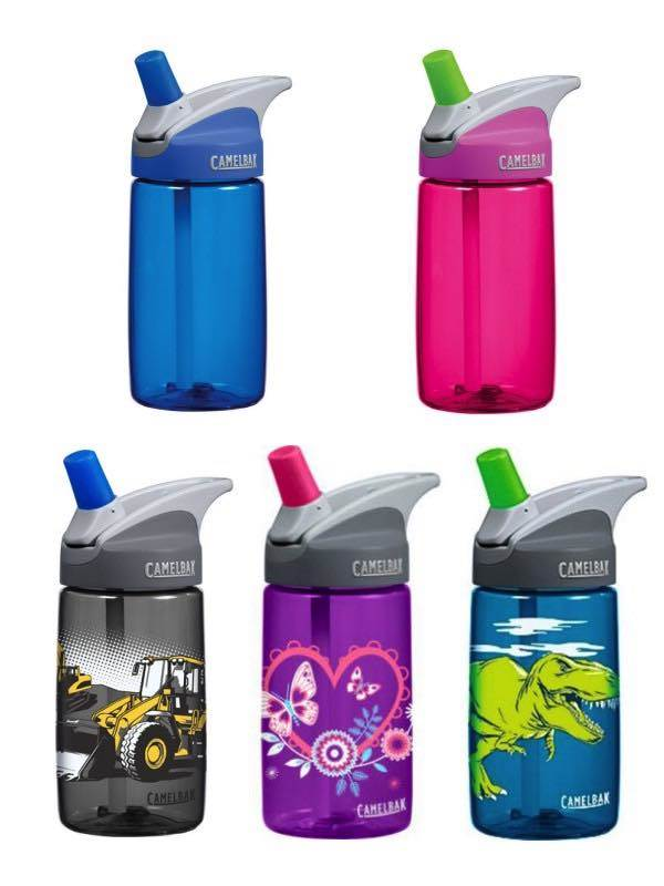 Eddy Kids Bottle 400ML : Camelbak