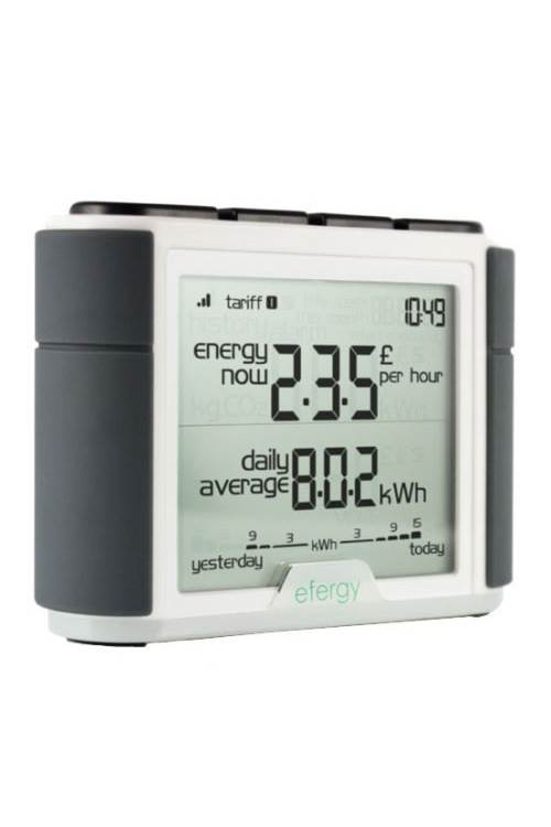Efergy Elite: Wireless Smart Electricity Meter - Monitor
