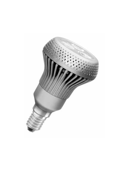 led bulb parathom r50 40 30d 6 watt 830 e14 25 000hrs osram greentopia eco green