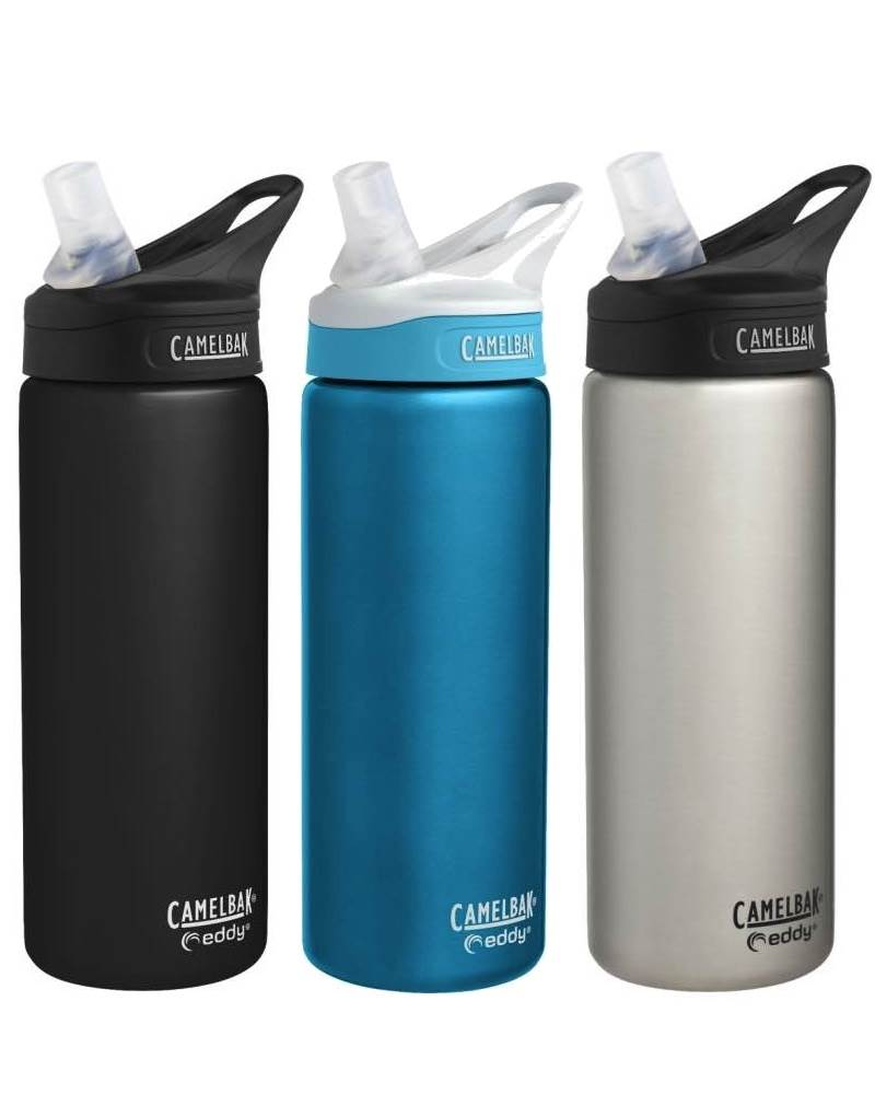 Camelbak Eddy Insulated BPA Free Spill Proof Flamingo .6L Water Bottle