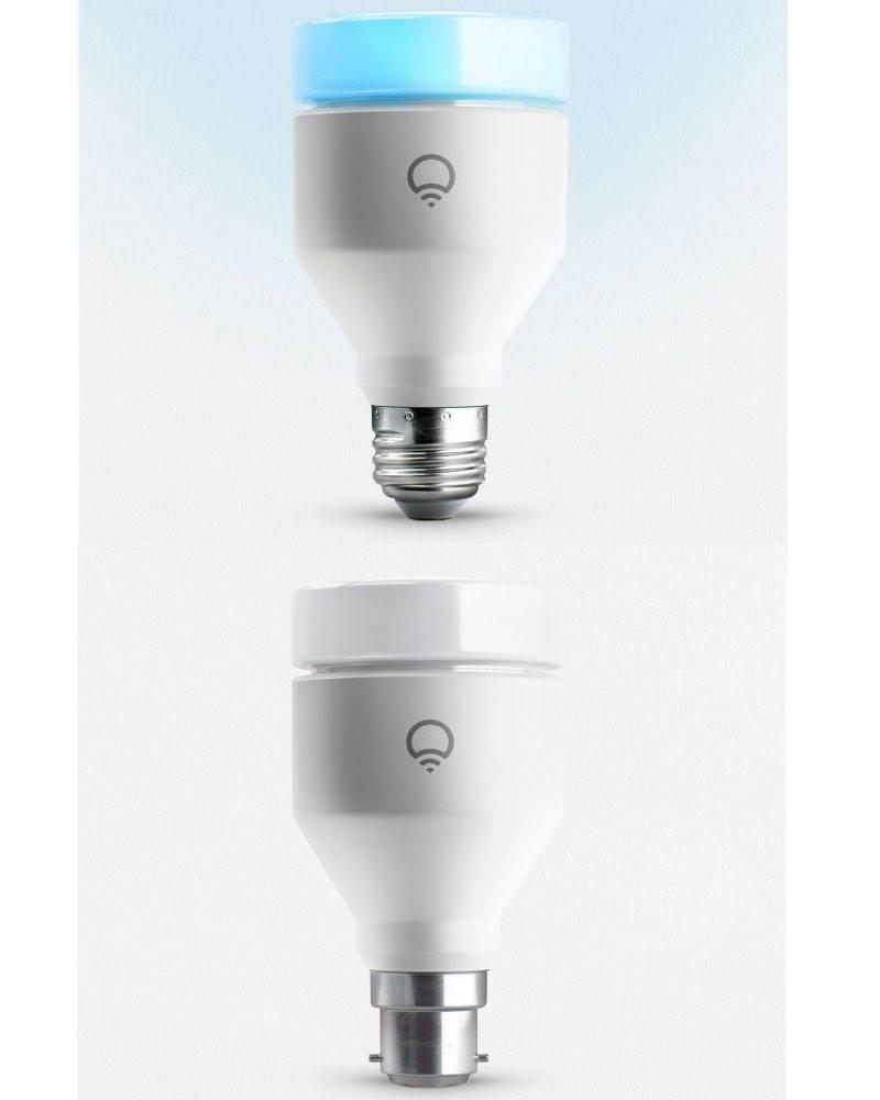 Arlec Led Puck Light Kit: LIFX A19 Wifi LED Light (Colour & White Light) 1100 Lumens