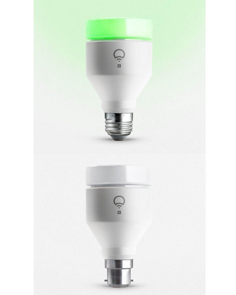 Lifx A19 Wifi Led Light With Night Vision Colour