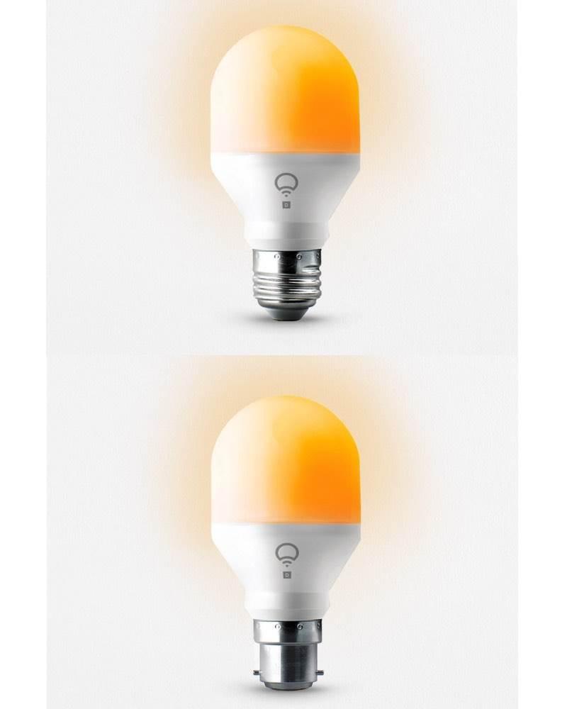 Lifx Mini Day And Dusk A19 Wifi Led Light Colour Amp White
