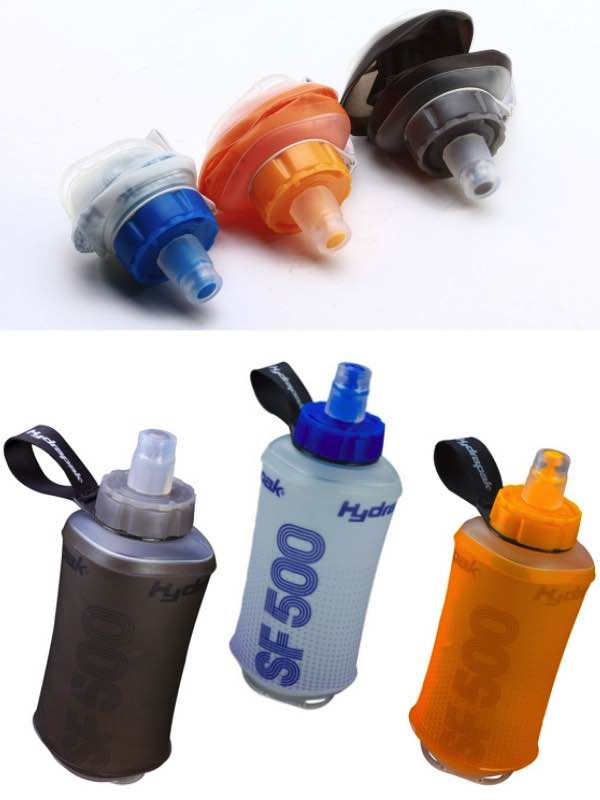 19c5f0f83a Soft Flask Collapsible 500ml Bottle : Hydrapak : Greentopia eco ...
