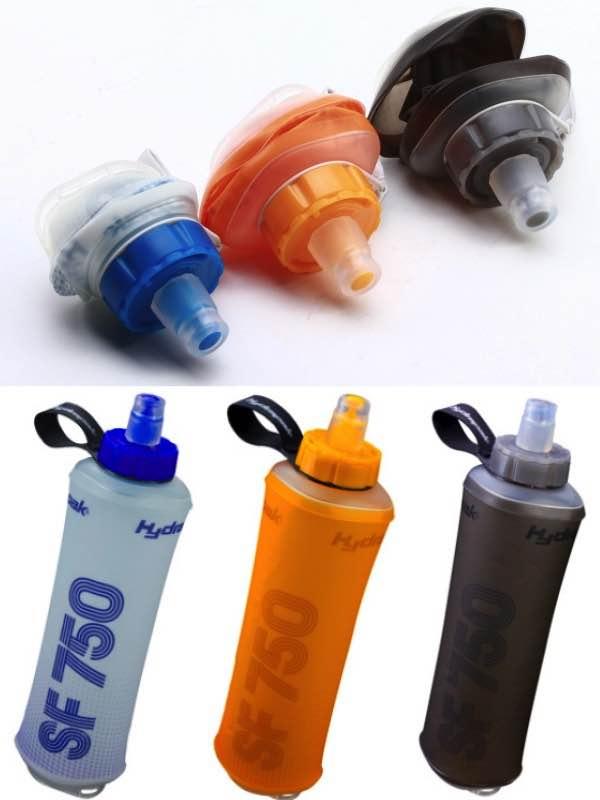 9beb23cf96 SoftFlask Collapsible 750ml Bottle : Hydrapak : Greentopia eco ...